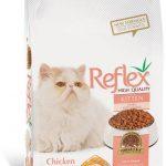 reflex kitten cat food