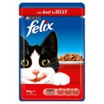 Felix with beef jelly 100g