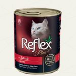 reflex plus lamb jelly for cats