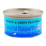 Natural Balance chicken and green pea