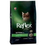 Reflex plus kitten chicken cat food